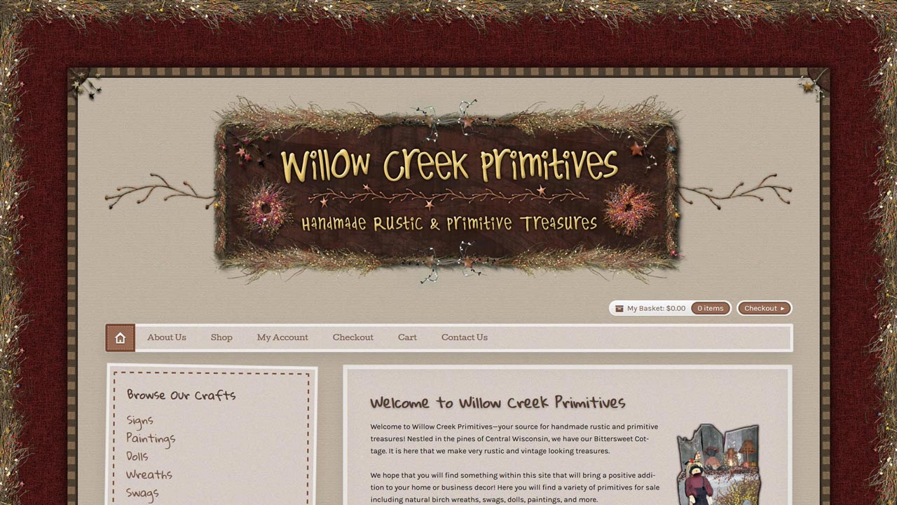 Willow Creek Primitives
